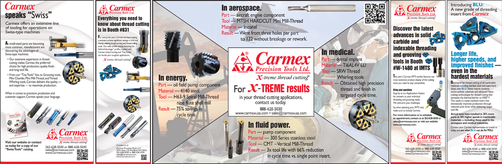 Carmex Precision Tools Ltd.